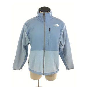 The North Face Polartec Fleece Coat Jacket Blue